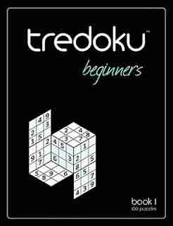 Tredoku Beginners Book 1 by Mindome Games