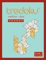 Tredoku Medium Hard  Grande Book 1