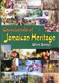 Book Encyclopedia Of Jamaican Heritage by Olive Senior