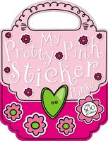 My Pretty Pink Sticker and Doodling Purse (978184879377) photo