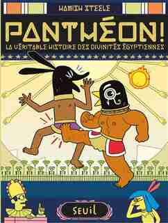 Panthéon ! by Hamish Steele