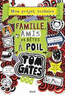 TOM GATES TOME 12 de Liz Pichon