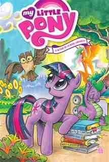 My little pony Intégrale 01 : Le retour de la reine Chrysalis by COLLECTIF