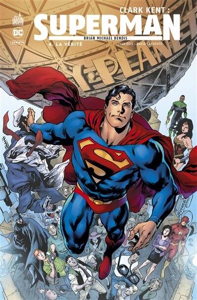 Clark Kent : Superman Tome 4 by Brian Michael Bendis
