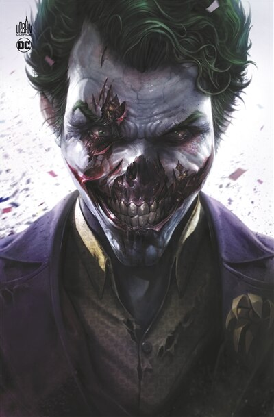 DCEASED : COUVERTURE JOKER ZOMBIE TOME 1 by Tom Taylor