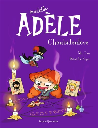 Mortelle Adèle 10 Choubidoulove by Tan