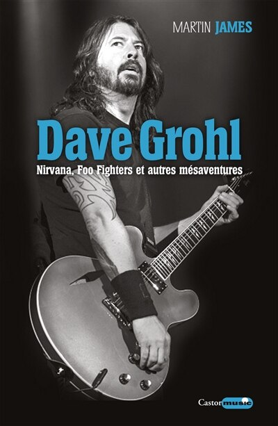 Dave Grohl Nirvana Foo Fighters et by Martin James