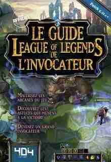 Guide League of Legends de l'invocateur by Yooji Kerloc'h