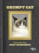Grumpy Cat Conseils d'un chat grincheux