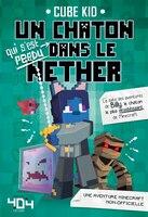 MINECRAFT UN CHATON DANS LE NETHER - TOME 2