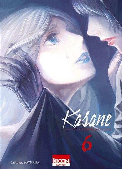 KASANE -VOLEUSE DE VISAGE T06 by Daruma Matsuura