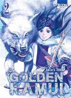 GOLDEN KAMUI T02 by Satoru Noda