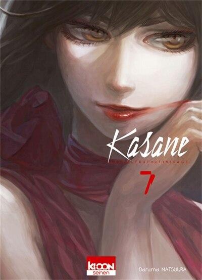 KASANE -VOLEUSE DE VISAGE T07 by Daruma Matsuura