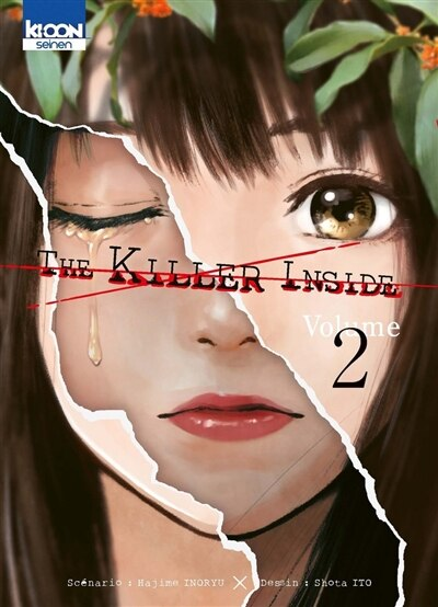 THE KILLER INSIDE TOME 2 de HAJIME INORYU