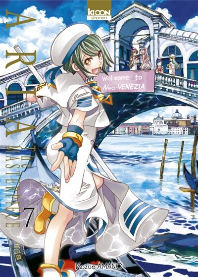 Aria : the masterpiece Tome 7 by Kozue Amano