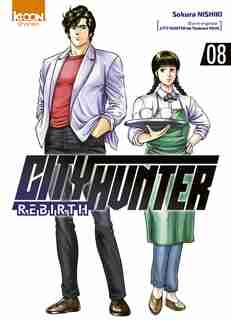 City Hunter rebirth Tome 8 by Tsukasa Hojo