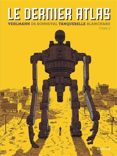 Le dernier atlas Tome 2 by Fabien Vehlmann