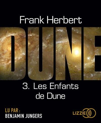 CD LES ENFANTS DE DUNE de FRANK HERBERT