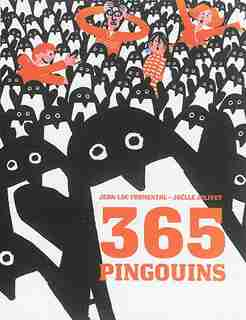 365 pingouins by Jean-luc Fromental