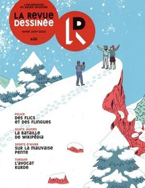 Revue Dessinee T26 -la -hiver 2019-2020 by COLLECTIF