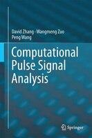 Computational Pulse Signal Analysis