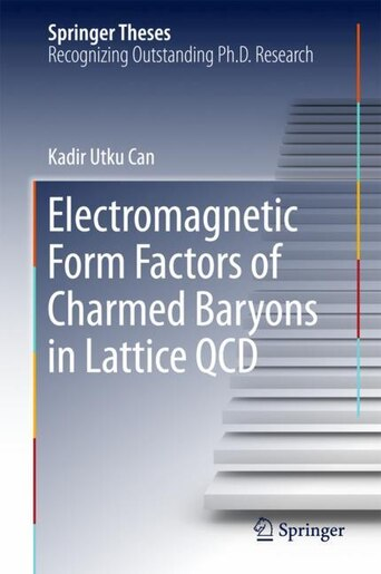 Electromagnetic Form Factors Of Charmed Baryons In Lattice Qcd by Kadir Utku Can