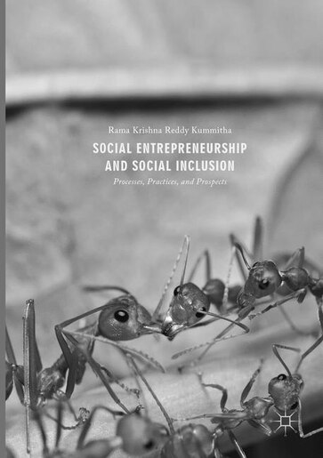Social Entrepreneurship And Social Inclusion: Processes, Practices, And Prospects by Rama Krishna Reddy Kummitha