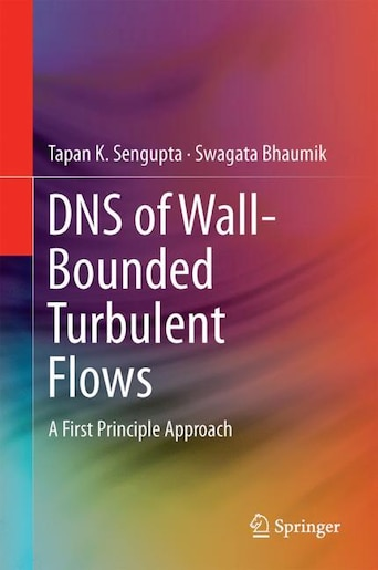 Dns Of Wall-bounded Turbulent Flows: A First Principle Approach by Tapan K. Sengupta