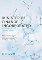 Minister Of Finance Incorporated: Ownership And Control Of Corporate Malaysia