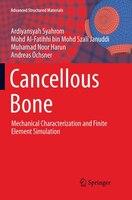 Cancellous Bone: Mechanical Characterization And Finite Element Simulation