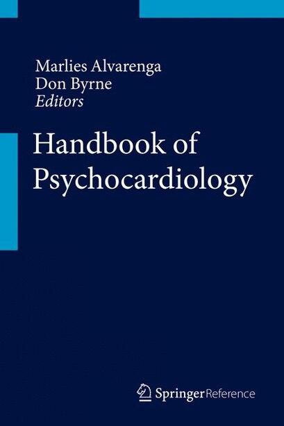 Handbook of Psychocardiology by Marlies E. Alvarenga
