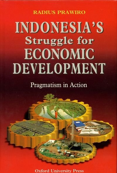 Indonesia's Struggle for Economic Development: Pragmatism in Action by Radius Prawiro