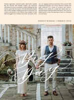 Big Day: Getting Weddings Perfect In Style - From Styling To Design
