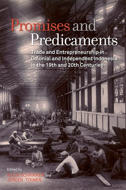 Promises And Predicaments: Trade And Entrepreneurship In Colonial And Independent Indonesia In The 19th And 20th Centuries by Alicia Schrikker
