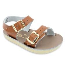 Salt Water Sandals Sea Wees Tan - Size 3