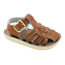Salt Water Sandals Sailor Tan - Size 5