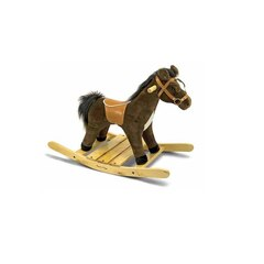Rock and Trot Plush - Rocking Horse