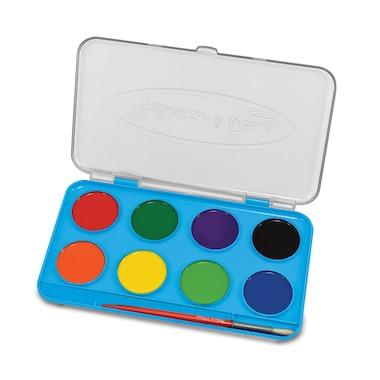 Jumbo Watercolour Set 8 Colours