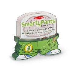 MELISSA & DOUG SMARTY PANTS 3RD GRADE CARD SET