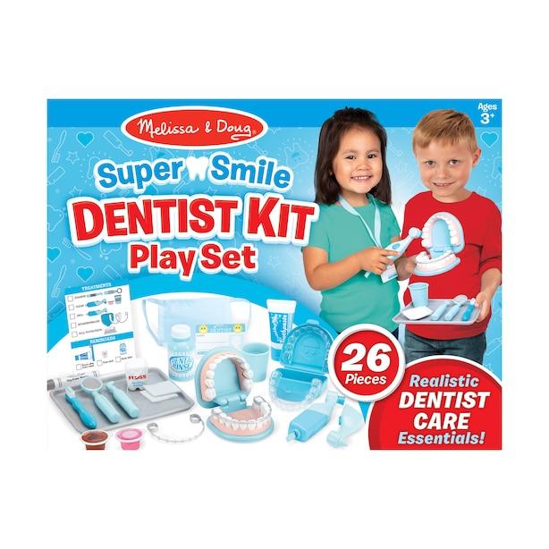 Melissa & Doug Super Smile Dentist Kit