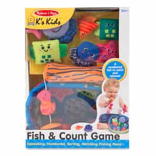 Melissa & Doug Fish & Count Game