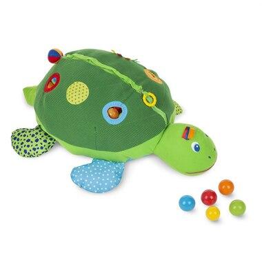 Melissa and Doug® Turtle Ball Pit with 60 Balls