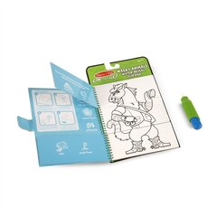 Melissa & Doug On the Go Water Wow! Water-Reveal Flip Pad, Wacky Animals