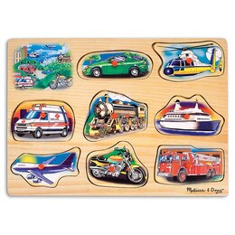 Classic Vehicles Sound Puzzle
