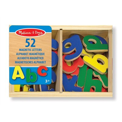 magnetic alphabet letters magnetic wooden letters by amp doug toys 23527