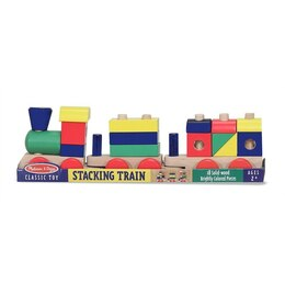 Melissa & Doug Indigo Exclusive Stacking Train