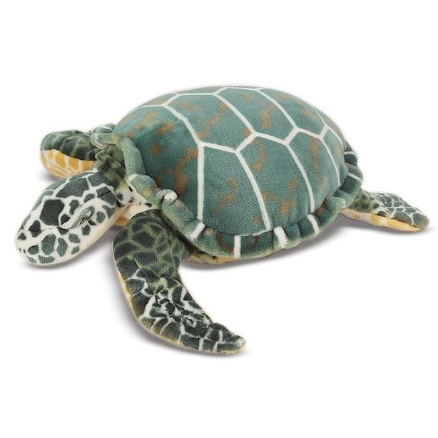 Melissa & Doug Sea Turtle Plush