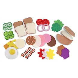 Felt Food Sandwich Set