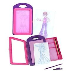 Fashion Plates Design Activity Kit
