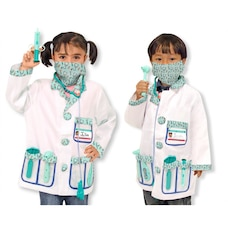 Melissa & Doug Costume De Docteur (7 pcs)